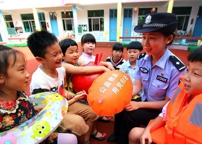 Safety Education Activities Held Across China